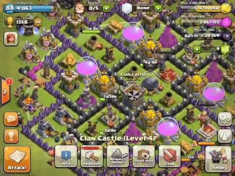 how to get free money on clash of clans