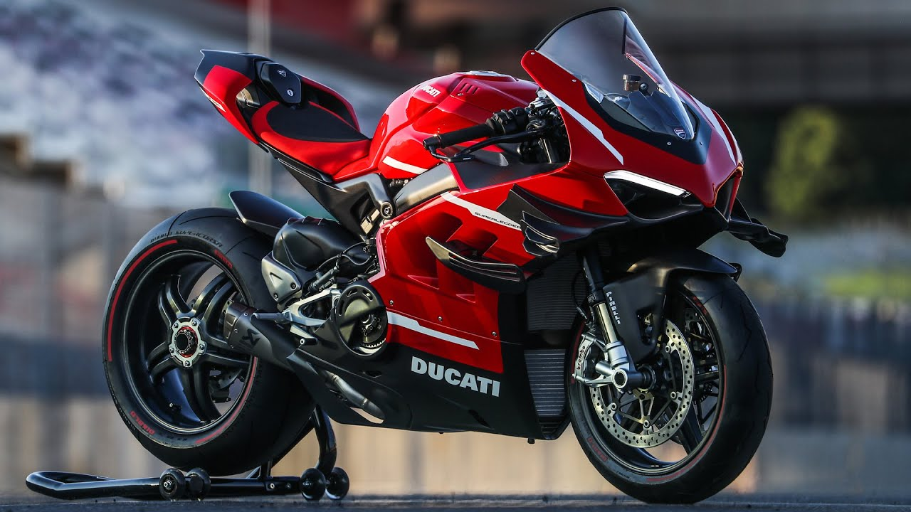 2020 Ducati Superleggera V4 Awesome Supersports Bike Youtube