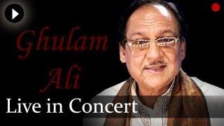 Ghulam Ali Ghazals - Mehfil Mein Baar Baar - Part 1
