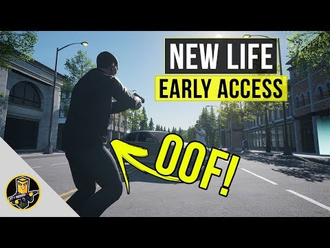 Early Access - New Life - Another RP Game that Doesn't Deserve to be on Steam!