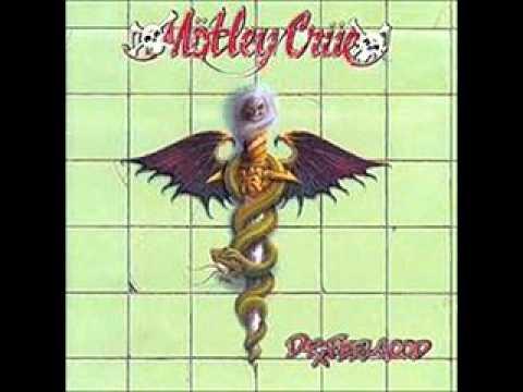 "Motley Crue 'T.nT. (Terror 'n Tinseltown)""  Dr.Feelgood (1989)"