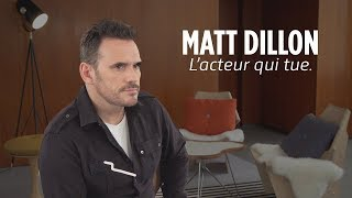 MATT DILLON, interview de l'acteur qui tue dans THE HOUSE THAT JACK BUILT