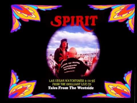SPIRIT- LAS VEGAS WATCHTOWER 4-14-95