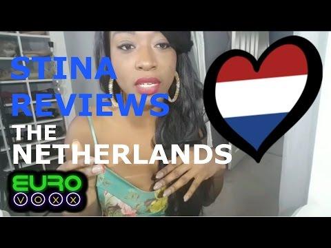 Netherlands Eurovision 2017!! OG3NE reaction!! #StinaReviews #Eurovoxx