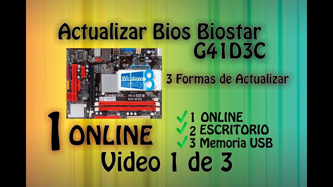 Descargar Driver De Red Para Biostar G41d3c Windows 7