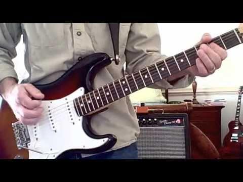 Van Halen-Somebody Get Me A Doctor (guitar cover)