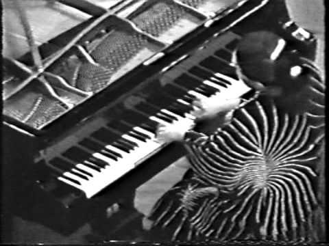 Oxana Yablonskaya Beethoven sonate N 17, op.31 N 2 ; (2-3 part )