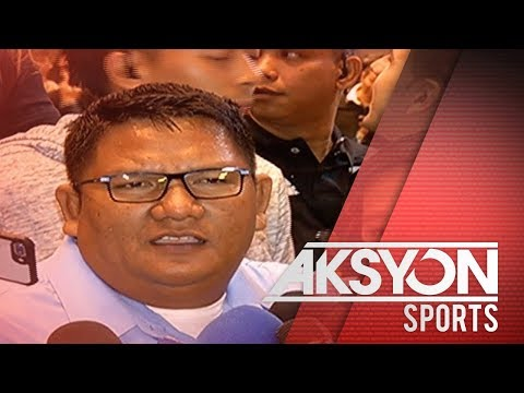 Buboy Fernandez, handa na raw maging head trainer