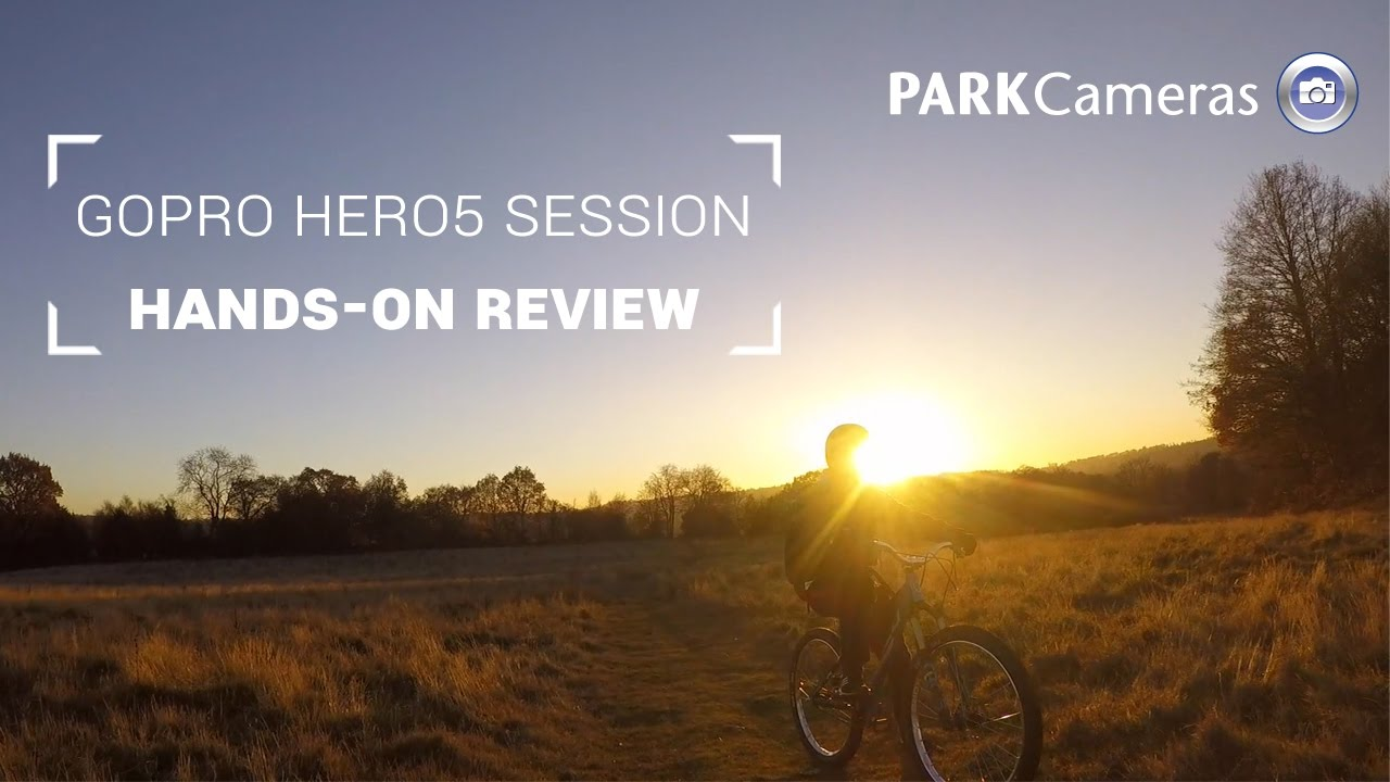 Outdoor Test Of Gopro Hero5 Session Parkour Mountain Biking Telkomsel 17 Hero
