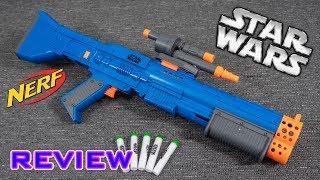 [REVIEW] Nerf Star Wars Chewbacca Blaster | 2-Shot Pump-Action Shotgun!