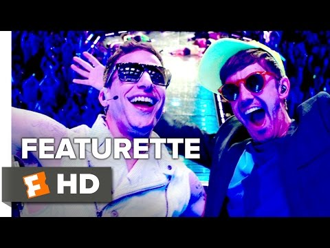 Popstar: Never Stop Never Stopping Featurette  Owen 2016  Andy Samberg, Jorma Taccone Movie HD