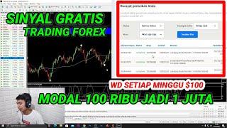 forex modal gratuit 100