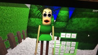 Baldina is angry I need 8 poems |roblox baldinas basis morph rap