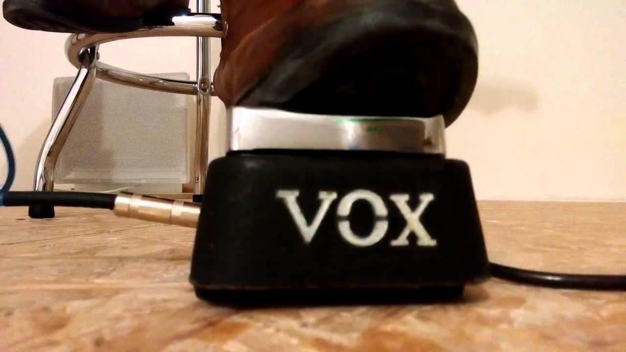 1968 Vox V846 Wah Vintage Monster Tone Stratocaster Youtube Fuzz Central Clyde Mccoy