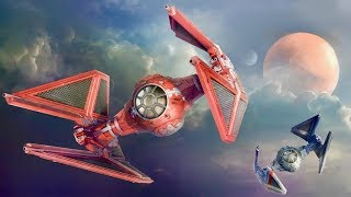 How the Empire Realized it Needed Improved Starfighters to Defeat the Rebellion