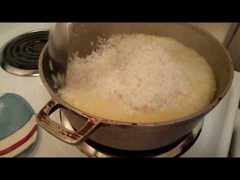 How To Make White Rice Puertoriquen Style