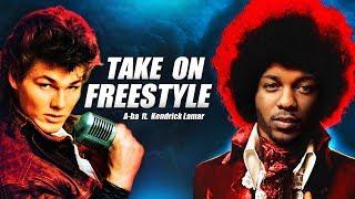 "Baixar Kendrick Lamar Vs. A-ha - ""Take On Freestyle"" (Re-Mastered)"