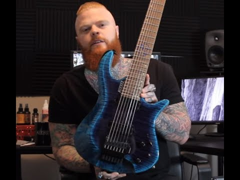 "Born of Osiris' Lee McKinney has guitars stolen - Ho99o9 new video for ""Mega City Nine"""