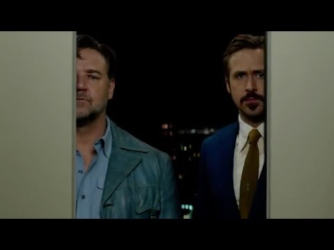 The Nice Guys | Official Red Band Trailer #1 (2016) Ryan Gosling Russell Crowe