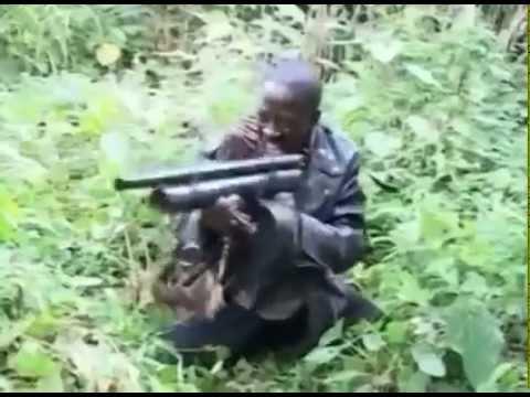 Funny Ugandan Action Movie