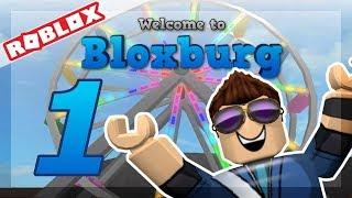 Roblox | Benvenuto a Bloxburg! #1 | ROBLOKSE nella vita reale!