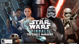 HGR Plays - Star Wars Pinball: The Force Awakens Two Table Pack (Pinball FX2)