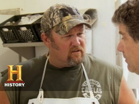 Only In America with Larry the Cable Guy - I Hate Oysters | History
