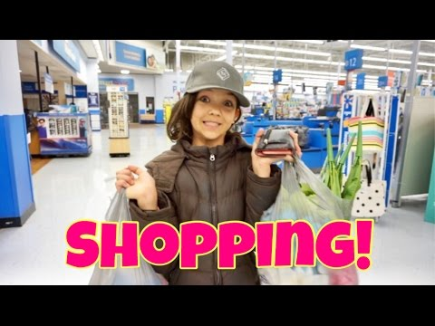 TWEEN'S FIRST TIME BIRTHDAY PARTY SHOPPING
