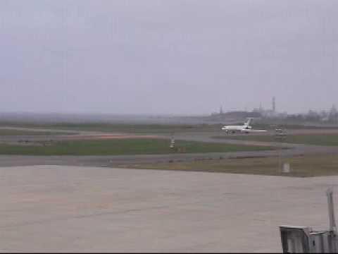 SIBERIA AIRLINES Tupolev 154 Niigata AirPort