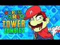 Super Mario Zombie Tower (Call of Duty Zombies)