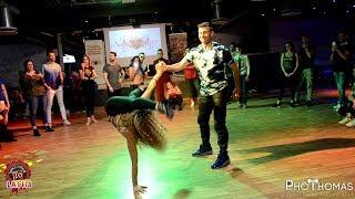 Gregory y Jessica [Salvaje] @ To Dance Latin Festival 2019
