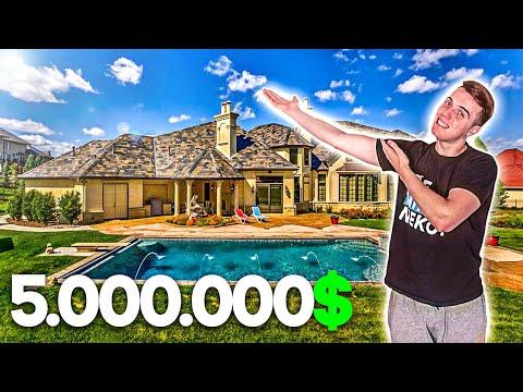 MOJA NOVA KUĆA - VILA (5,000,000 $) *NIJE KLIKBEJT*