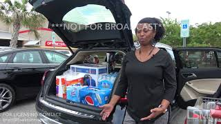9 10 18 Wilmington, NC Madhouse Hurricane Florence Prep Deep Fuel and Propane Lines 2 Interviews
