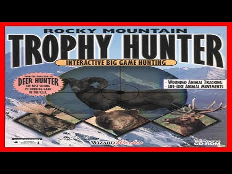 Rocky Mountain Trophy Hunter 1998 PC