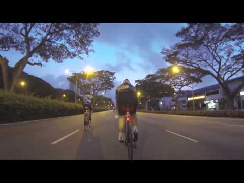 OCBC Cycle 2015 - The Sportive Ride