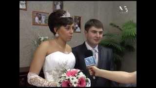 Свадьба в декабре 12.12.12