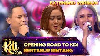 Download lagu Bertabur Bintang Opening Road To KDI Pecaah Abisss Road To KDI 2019 PART 1