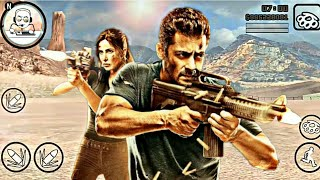 Tiger Zinda Hai | Official Trailer | Salman Khan | Katrina Kaif | GTA Version | Mr. Gamer