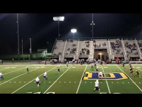 Harry Marks - Kicker/Punter Lionville Middle School football team