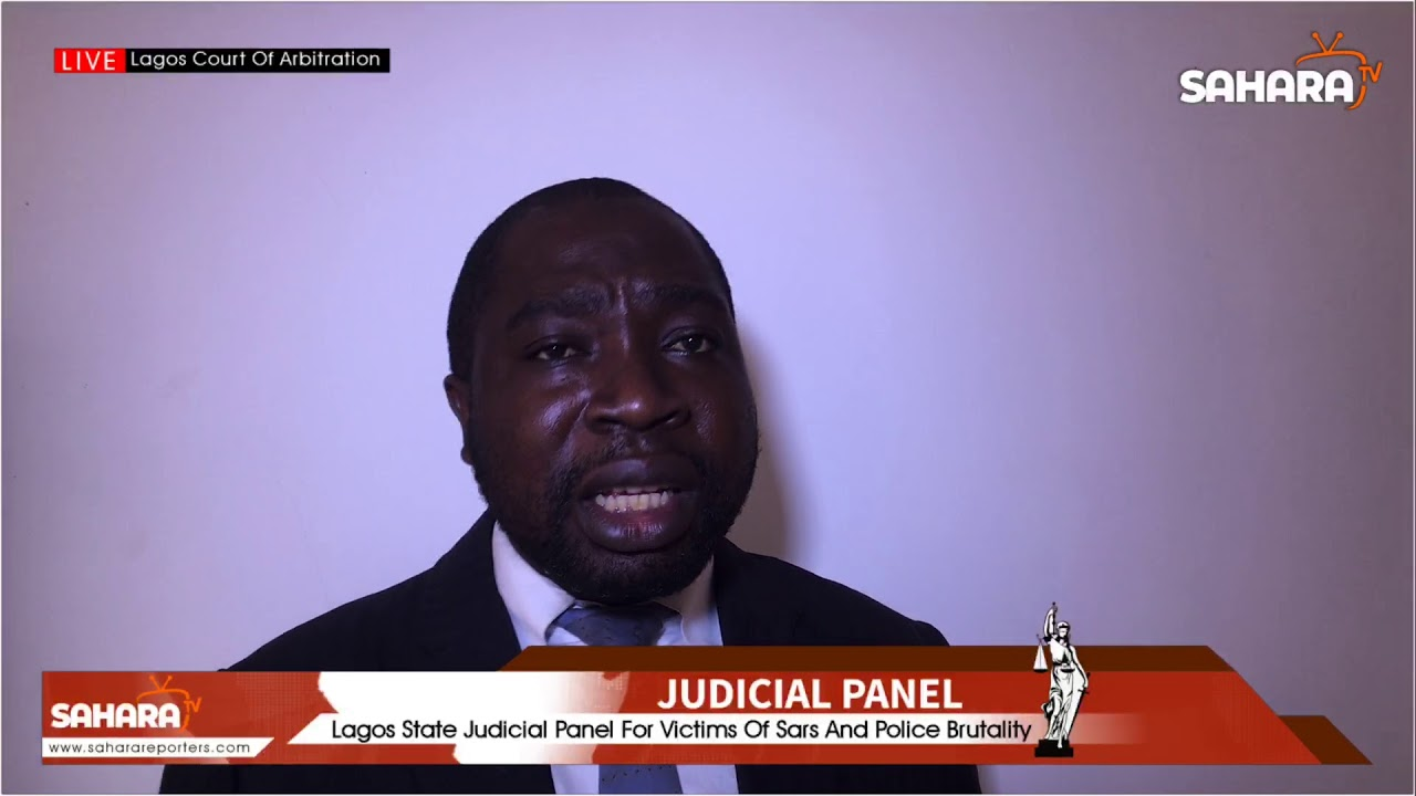 Day 95 Of The Lagos State Judicial Panel