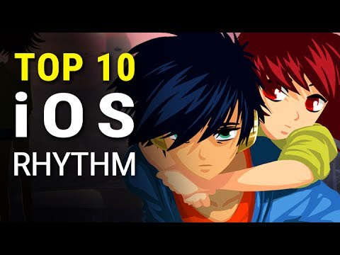 Top 10 iOS Rhythm Games