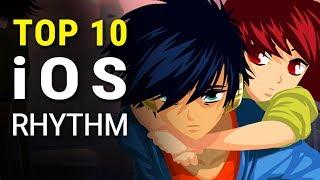 Top 10 Games - Top 10 iOS Rhythm Games