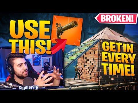 *NEW* FLINTKNOCK Trick!! Get Into ANYONE'S Box!! (Fortnite Battle Royale)