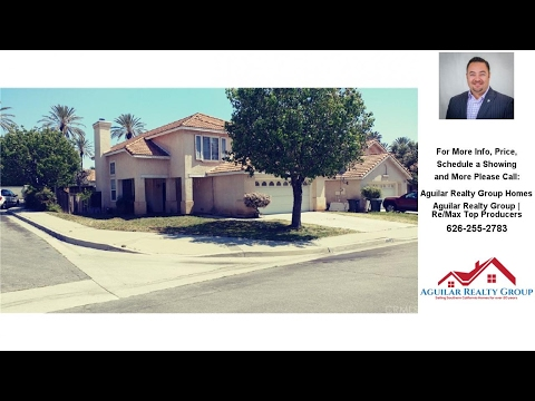 8045 Monaco Street, Fontana, CA Presented by Aguilar Realty Group Homes.
