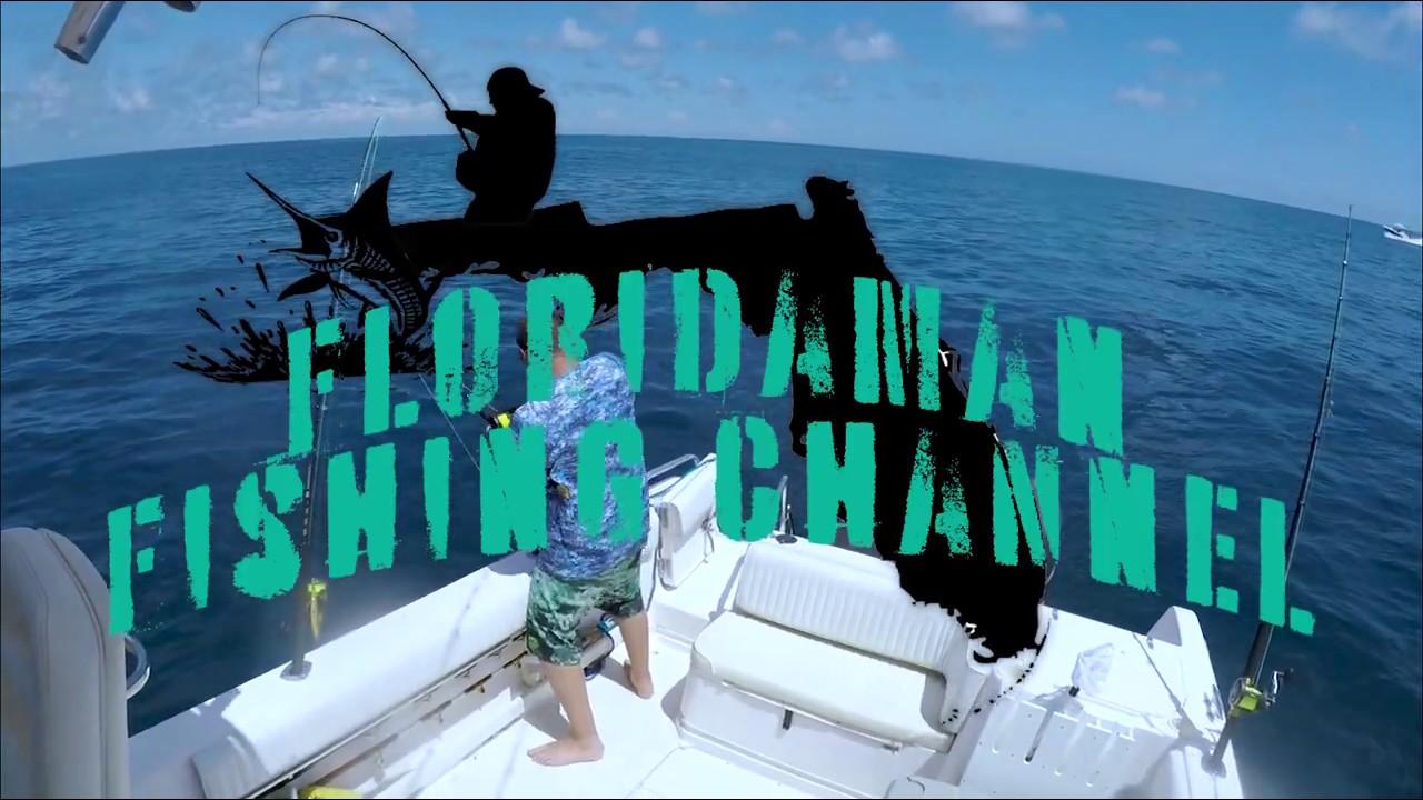 Florida Man Goes Grouper Fishing