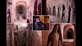 Подземный храм в селе Ариндж (Армения) открыли для туристов