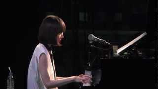 """平井真美子 """"shining girl""""/Mamiko Hirai """"shining girl"""" live at KIWA"""