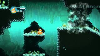 Official: Oozi - Earth Adventure Episode 2 HD video game trailer - X360