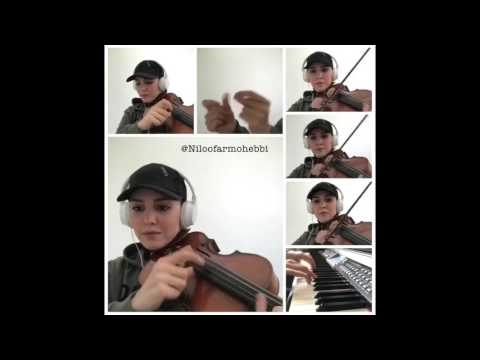 If the iPhone ringtones was made with violin-niloofar mohebbi