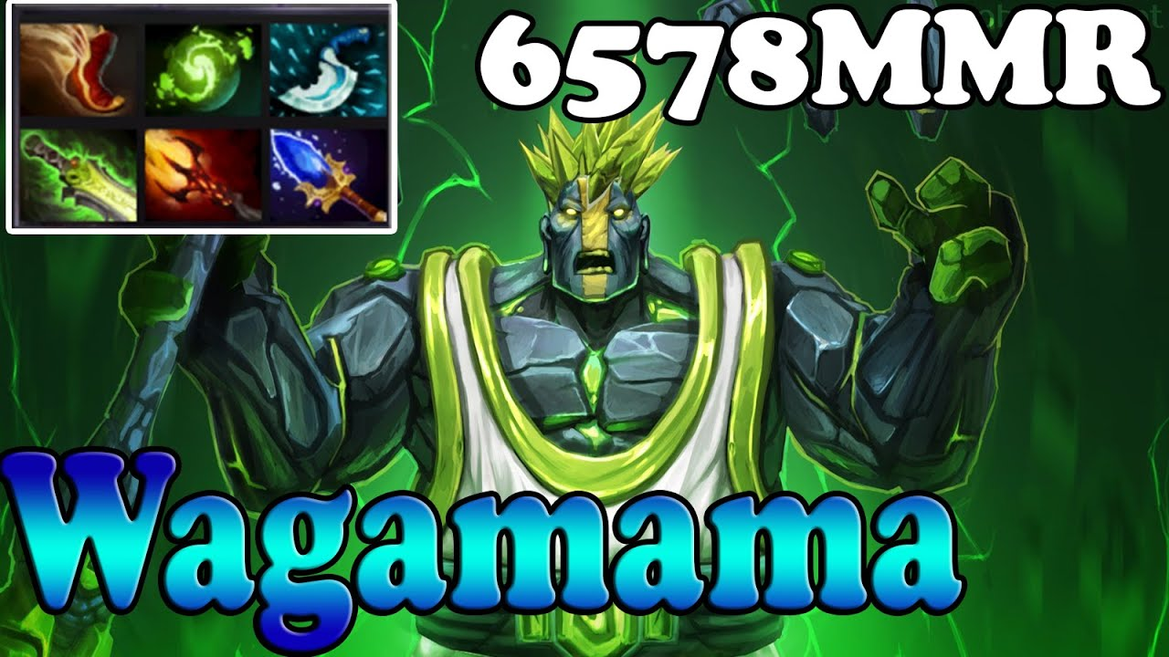 dota 2 wagamama pro earth spirit vol 1 epic pub match